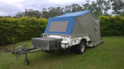 Cub camper 'Style' Hard Floor Camper Victoria Point Redland Area Preview