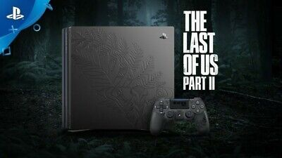 PS4 PRO 2TB EDITION THE LAST OF US 2