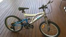 Kids bike with 6 speed 20 inch Croydon Park Canterbury Area Preview