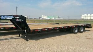 2017 Diamond C FMAX 210 Industrial Flatdeck Trailer