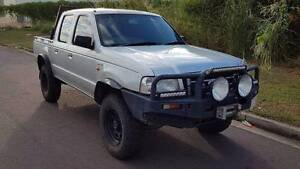 2003 Ford Courier Ute Winnellie Darwin City Preview