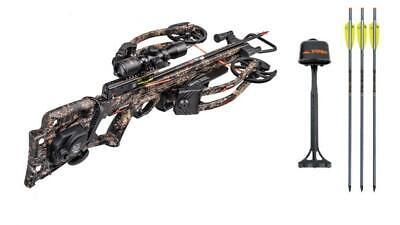 Wicked Ridge RDX 400 Crossbow with ACUdraw PRO Crank NEW!!!