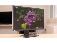 Benq xl2411p 24 inch 144hz gaming monitor