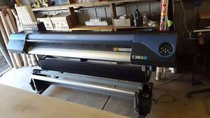 Roland VS-640 printer, $1k spare inks, print & cut machine Clifton Springs Outer Geelong Preview