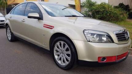 2007 Holden Statesman Sedan