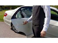 Chauffeur driver