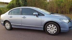 2006 Honda Civic Sedan Winnellie Darwin City Preview