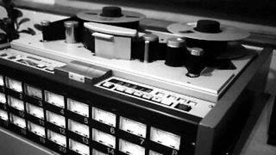 Rewind Motor (