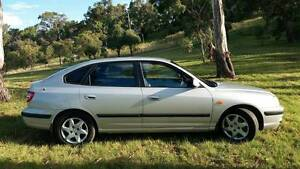 2005 Hyundai Elantra Hatchback Armidale Armidale City Preview