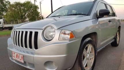 2008 Jeep Compass Wagon