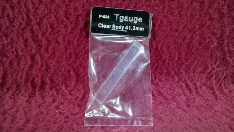 EISHINDO ACE CAP T SCALE 1:450 - P-028 41.3MM CLEAR BODY - NIP
