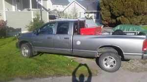 Dodge 2500 2005 LOADED LEATHER TOW 4X4 HEMI LONG BOX