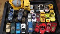 Metal Toy Cars and Trucks
