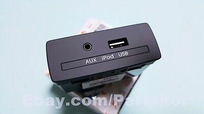 JACK ASSY AUX /& USB Audio Trim Fits for 2011-2013 Kia Optima 96120-2T100