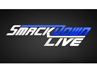 2 x WWE TV Smackdown Live Glasgow Tickets - 8/11/16 - Postage option available!
