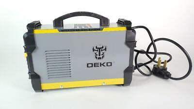 Dekopro 110220v Mma Welder160a Arc Welder Machine -preowned