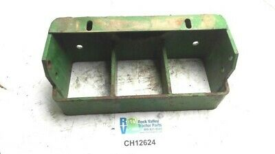 John Deere Bracket-front Weight Ch12624