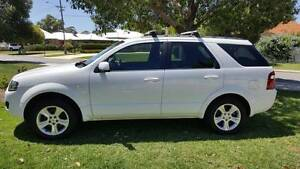 2010 Ford Territory Wagon Mount Claremont Nedlands Area Preview