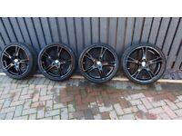 "BMW F20 alloy wheels 19"" brand new ."