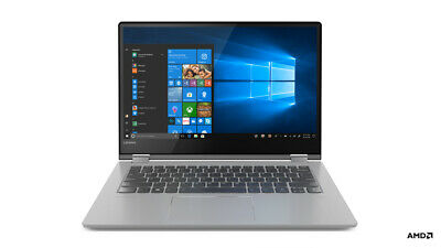 Notebook SSD 256 Gb Ram 8 Gb AMD Ryzen 5 Win10 Silver Lenovo 81H9001JIX Yoga 530