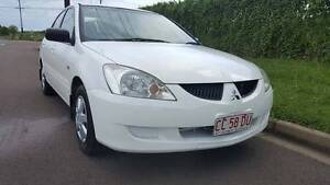 2005 Mitsubishi Lancer Sedan Winnellie Darwin City Preview