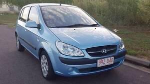 2011 Hyundai Getz Hatchback Winnellie Darwin City Preview