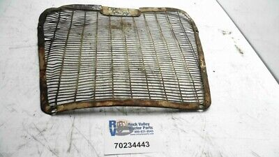 Grille-radiator Shell