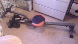 Body Sculpture Rowing Machine excellent condition,
