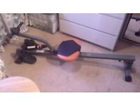 Body Sculpture Rowing Machine excellent condition,