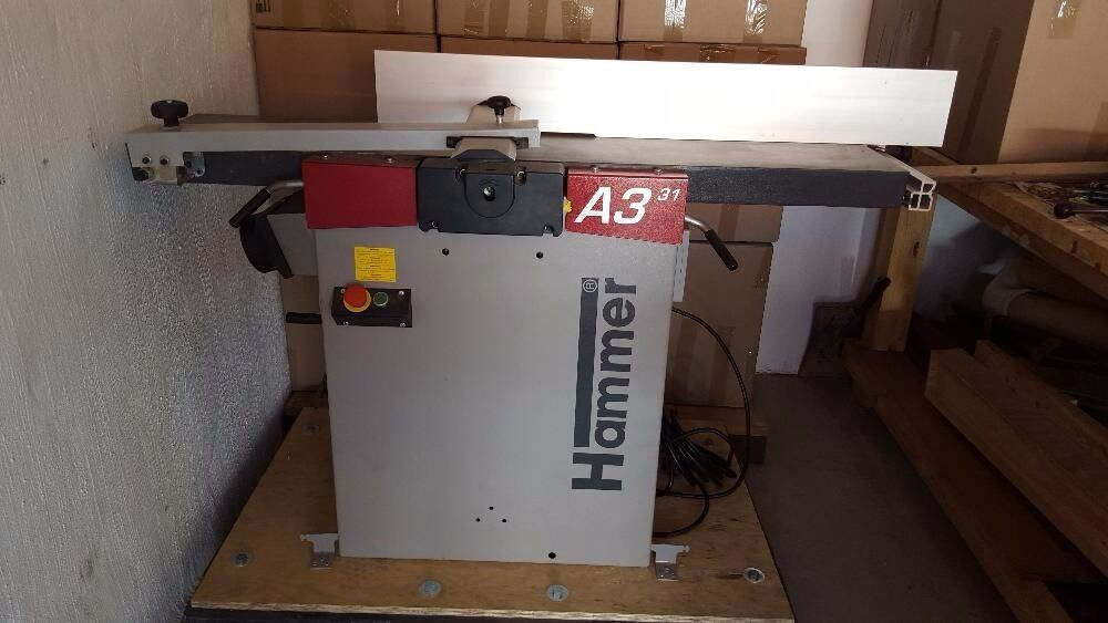 hammer a3 31 planer thicknesser immaculate condition in canterbury kent gumtree. Black Bedroom Furniture Sets. Home Design Ideas