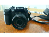 Panasonic GH4 + 14-42mm Lens
