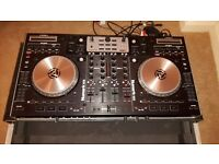 Numark NS6 - 4 Channel Digital DJ Controller and Mixer - Genuine new condition