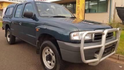 2000 Mazda B2500 Ute