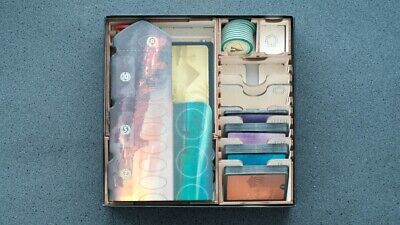 Insert for 7 Wonders Duel + Pantheon
