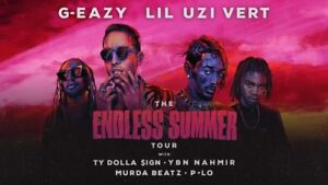 Endless Summer Tour: August 22, the ticket is Floor1.GA9