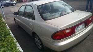 1996 Mazda 323 Sedan NO rego URGENT SALE Epping Ryde Area Preview