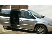 Chrysler voyager 2.5 crd 1150000 Taxed and tested