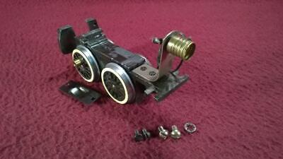 Athearn HO Stakebed Chassis Assembly w// Drive Axle 1:87 OEM />FAST SHIP!