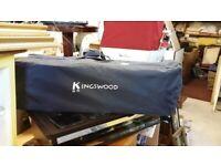 Kings wood travel cot