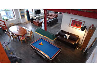 Converted live in warehouse - Easy commute on Victoria line