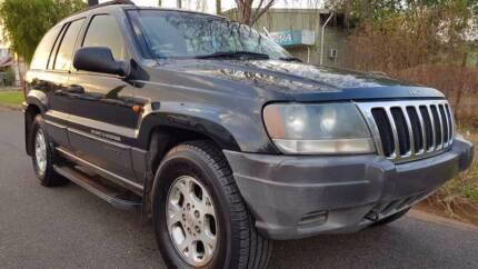 2000 Jeep Grand Cherokee Wagon