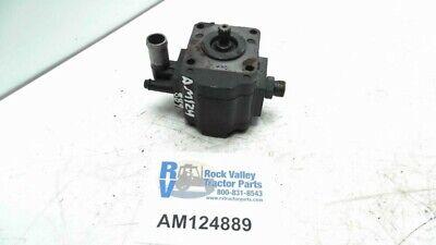 Pump Assy Power Steering