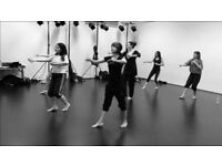 BEGINNERS BHANGRA, BOLLYWOOD, GIDDHA DANCE CLASSES