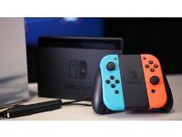 Nintendo switch console unwantes xmas gift