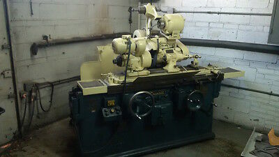Churchill Cylindrical Grinder 10 X 24 Complete With Internal Spindle