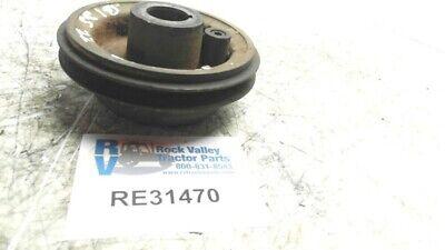 John Deere Pulley-crankshaft Frt Re31470