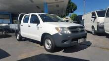 05 Toyota Hilux dual cab ute 2.7L VVTi alloy tray Log book $8999 Highgate Hill Brisbane South West Preview
