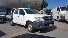 05 Toyota Hilux dual cab ute 2.7L VVTi alloy tray Log book $8999 South Brisbane Brisbane South West Preview