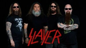 Two slayer tickets, penticton, bc, may 17
