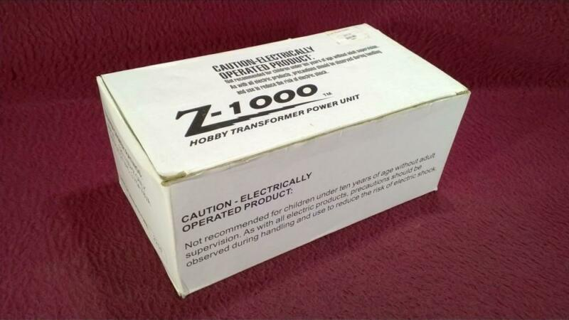 #1 MTH Z-1000 40-1000 HOBBY TRANSFORMER POWER UNIT - NIB